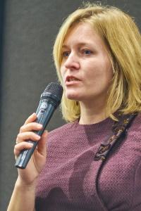Олена Синчак